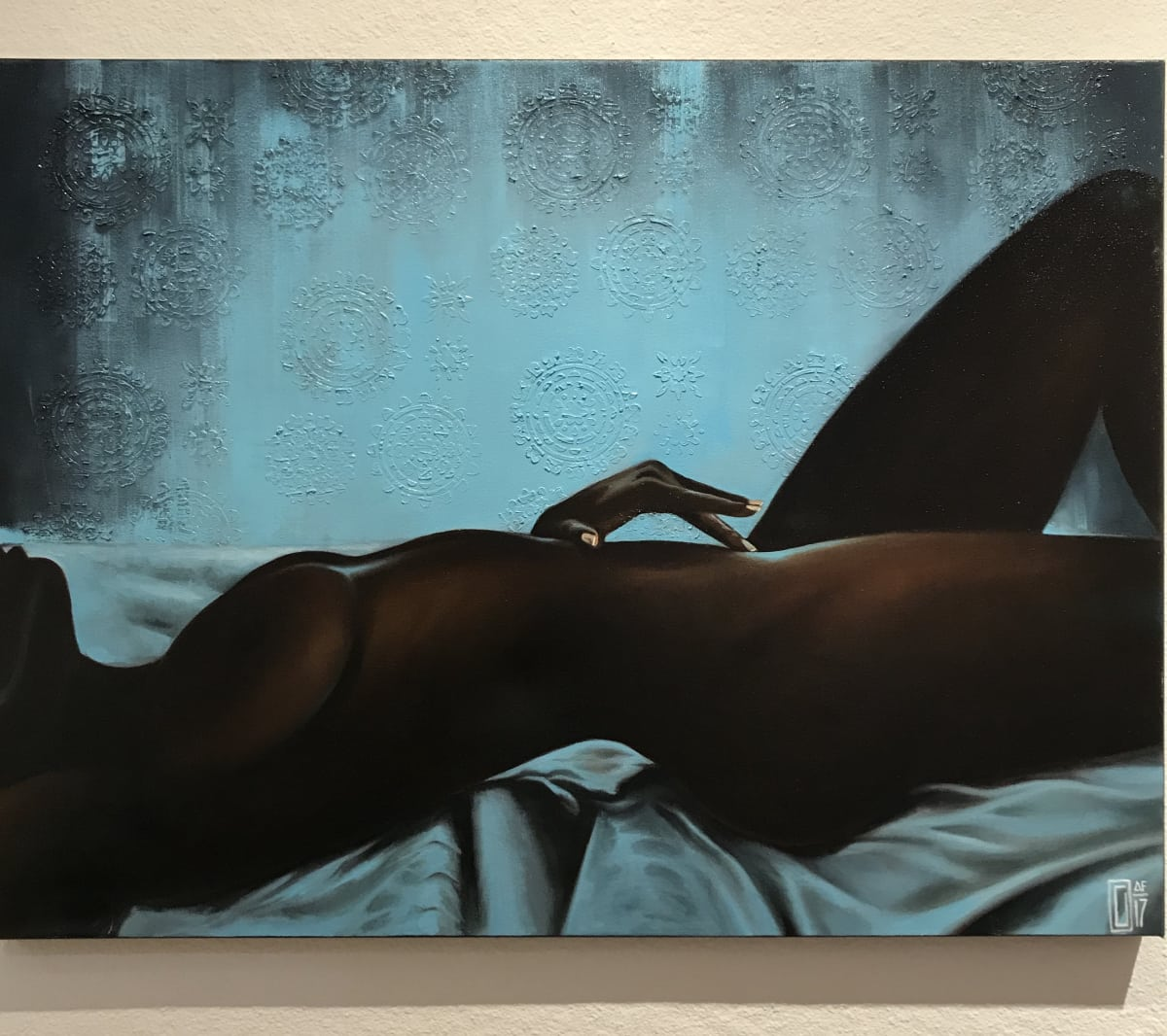 Curtis Gerhardt  Almost  Oil on Canvas  30 x 40