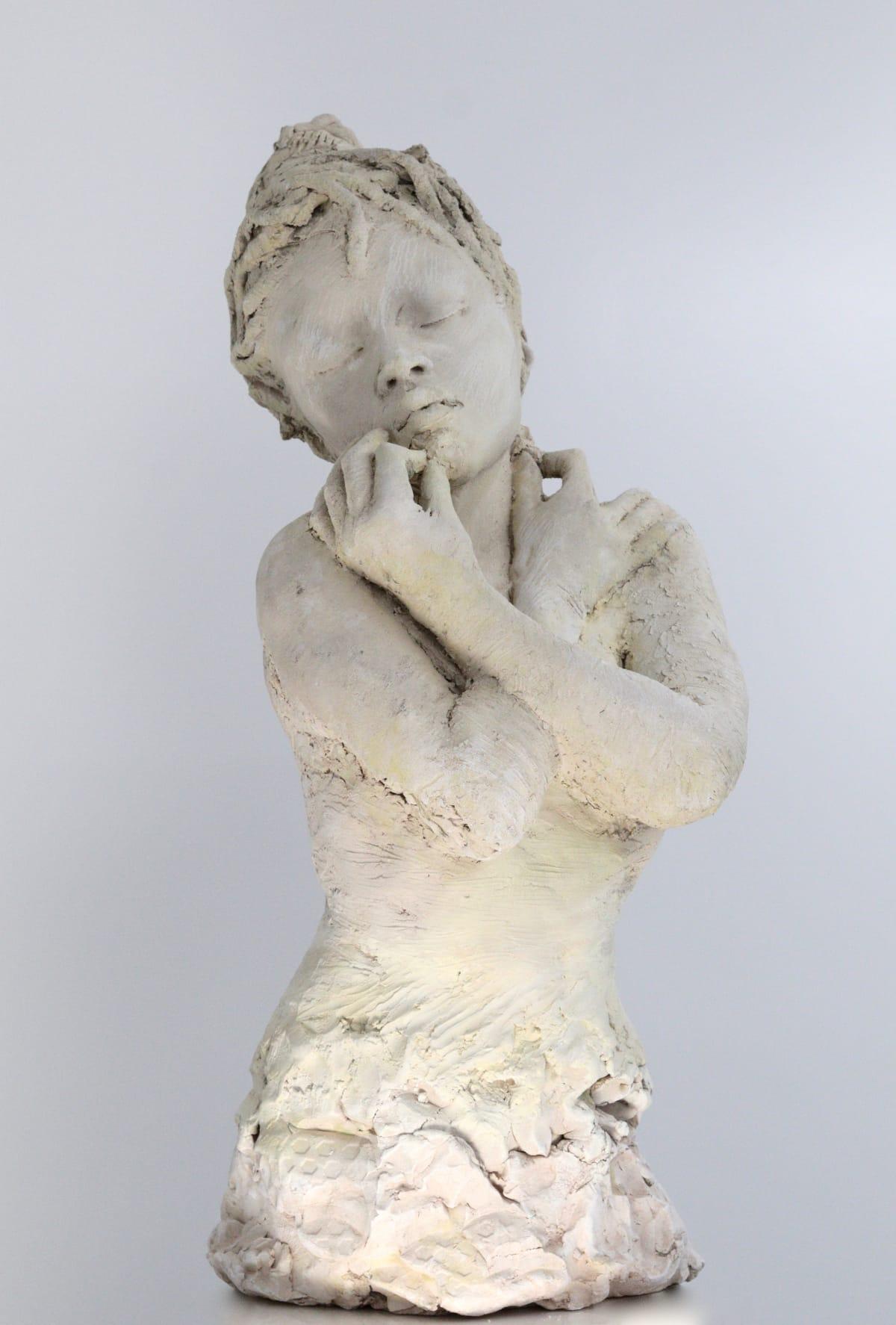 CHUKES Bag of Clay Ceramic 34 x 15 x 15