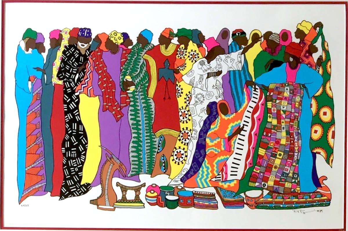 Frank Frazier Dakar Senegal, 1989.0 19 x 29 Dakar Senegal