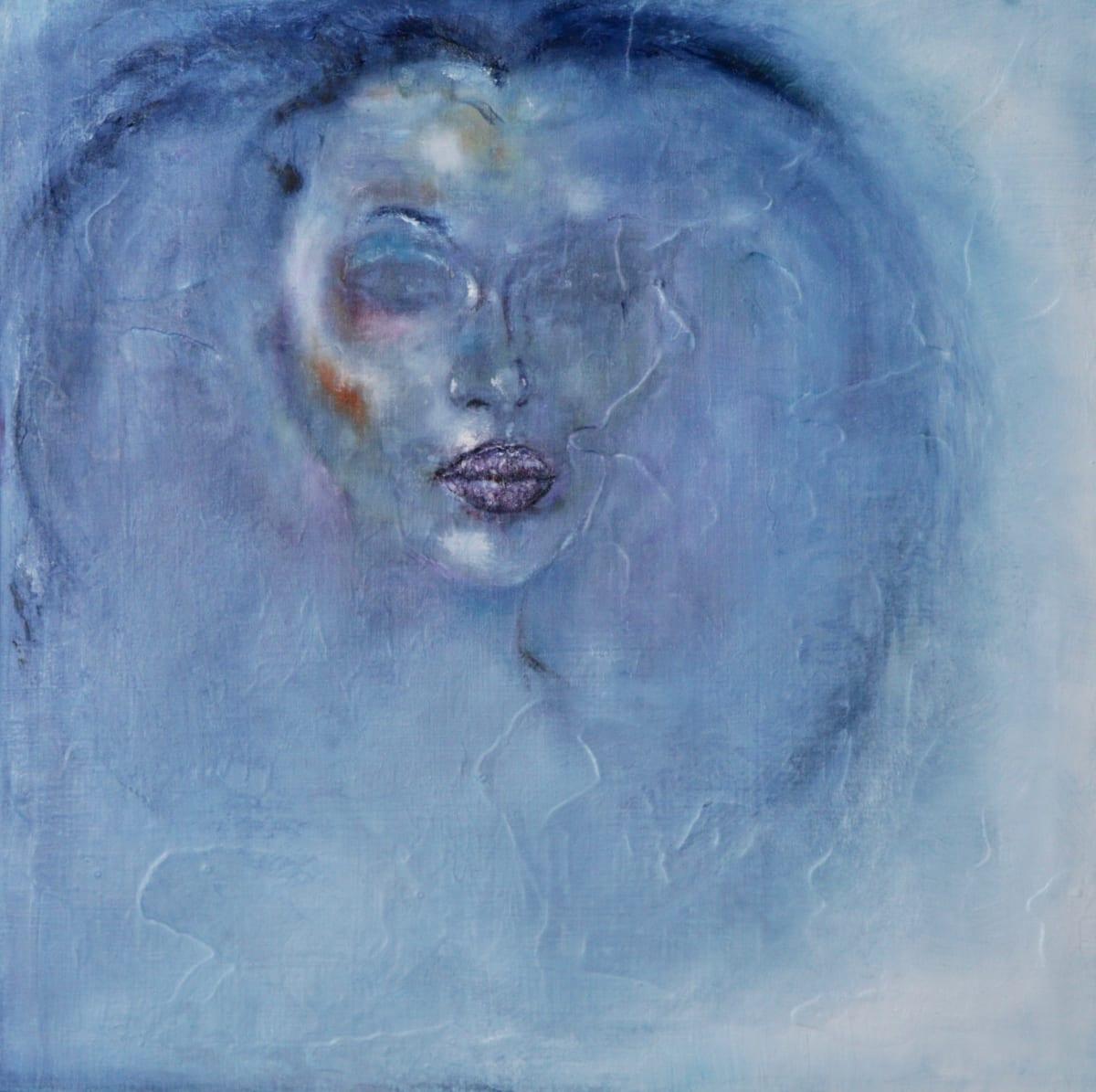 CHUKES Sound Oil on Canvas 20 x 20