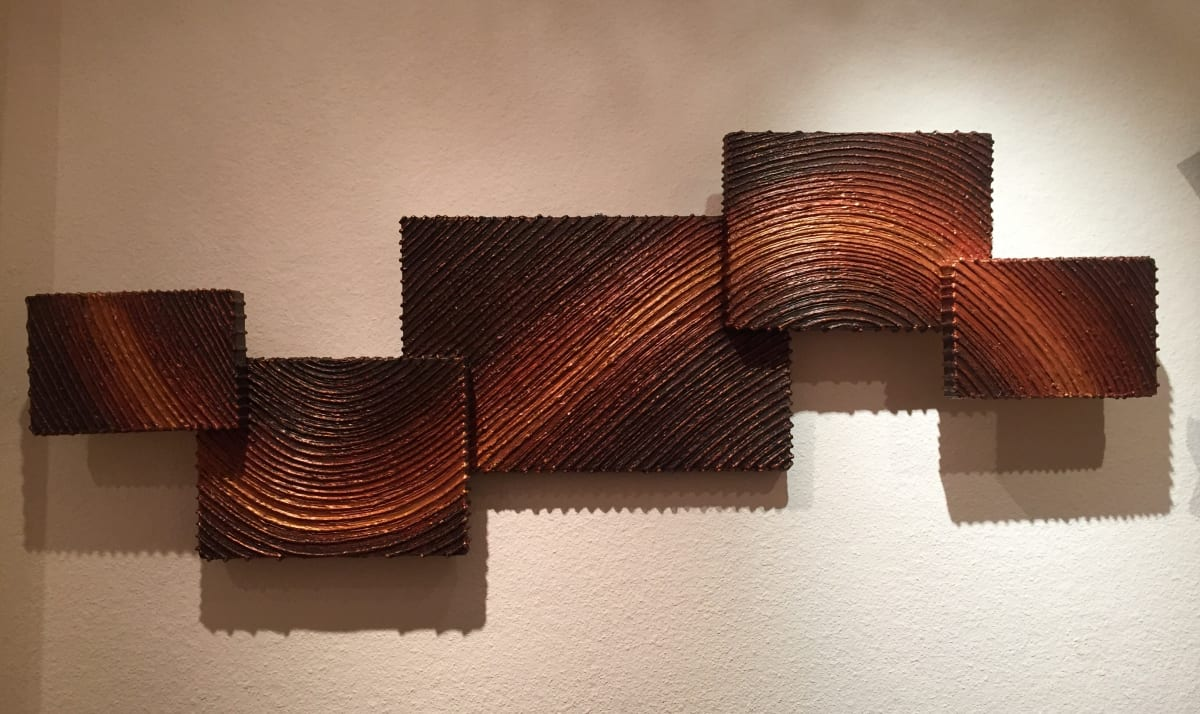Kevin Cole Suave Mixed Media 26 x 66