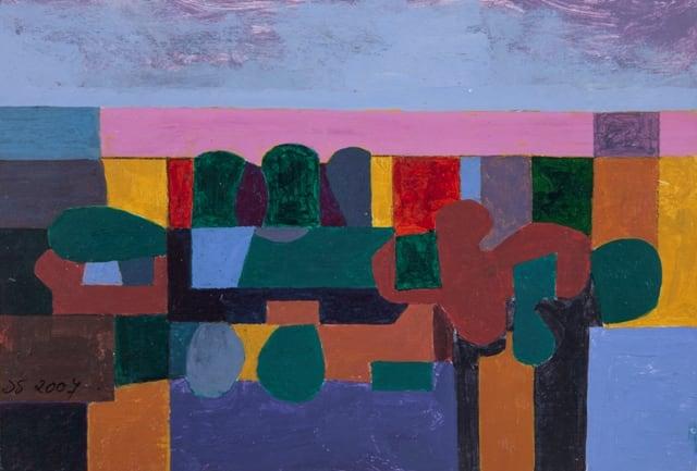 Derek Stafford, Untitled , 2007