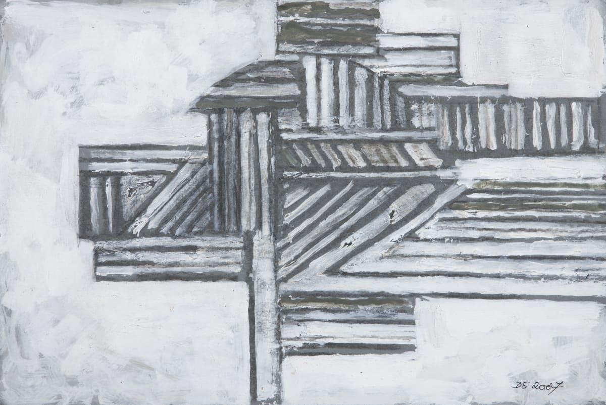 Derek Stafford, Architectural Abstraction, 2007