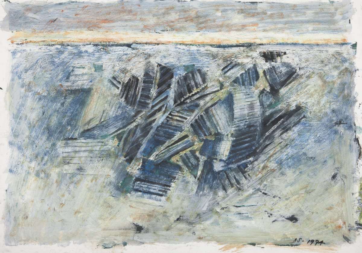 Derek Stafford, Seascape I, 1994