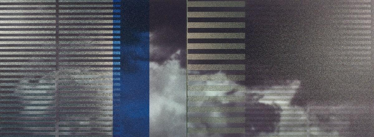 Gerald van der Kaap, PERMANENT WAVE (II) [!--cloud_with_blue--], 2020