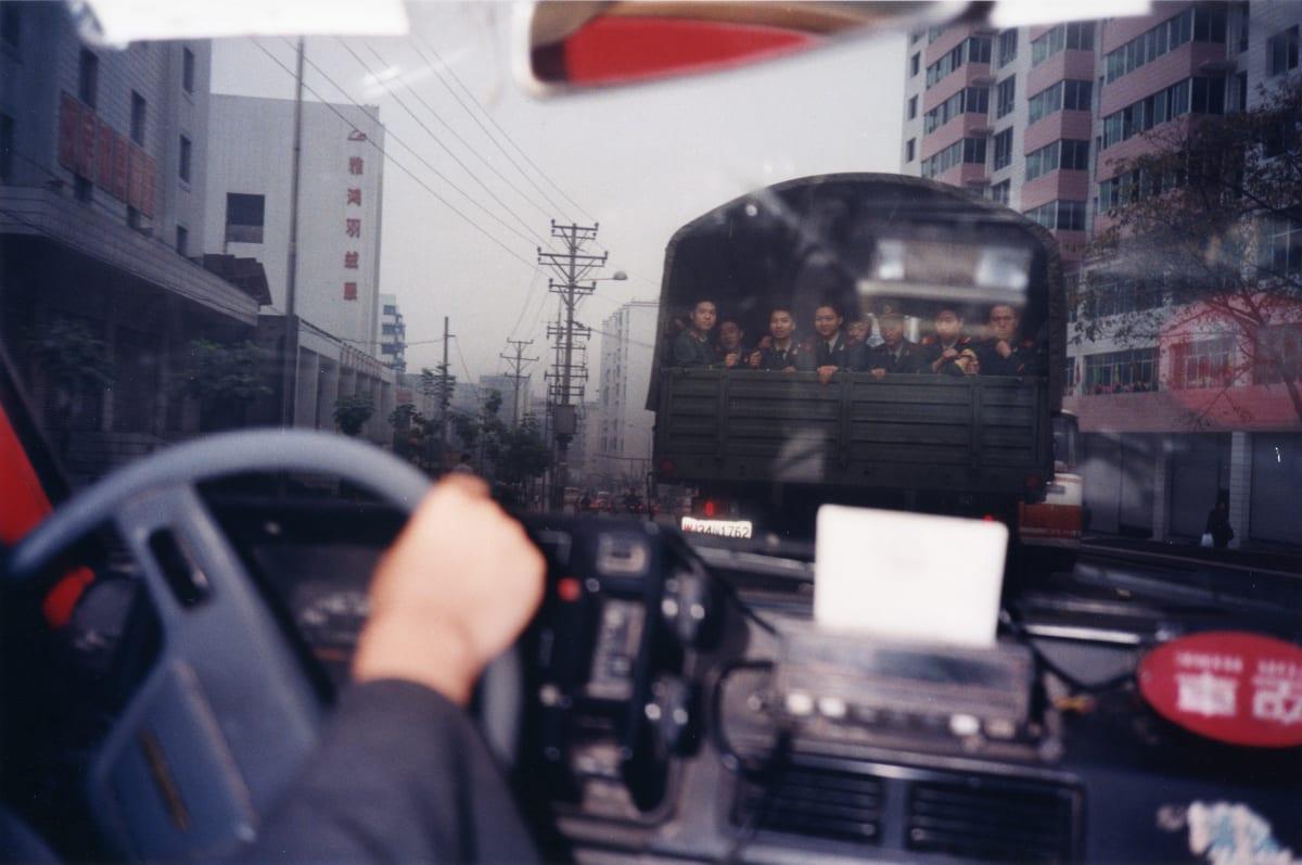 Bertien van Manen, East Wind West Wind: From A Taxi, 1997-2000