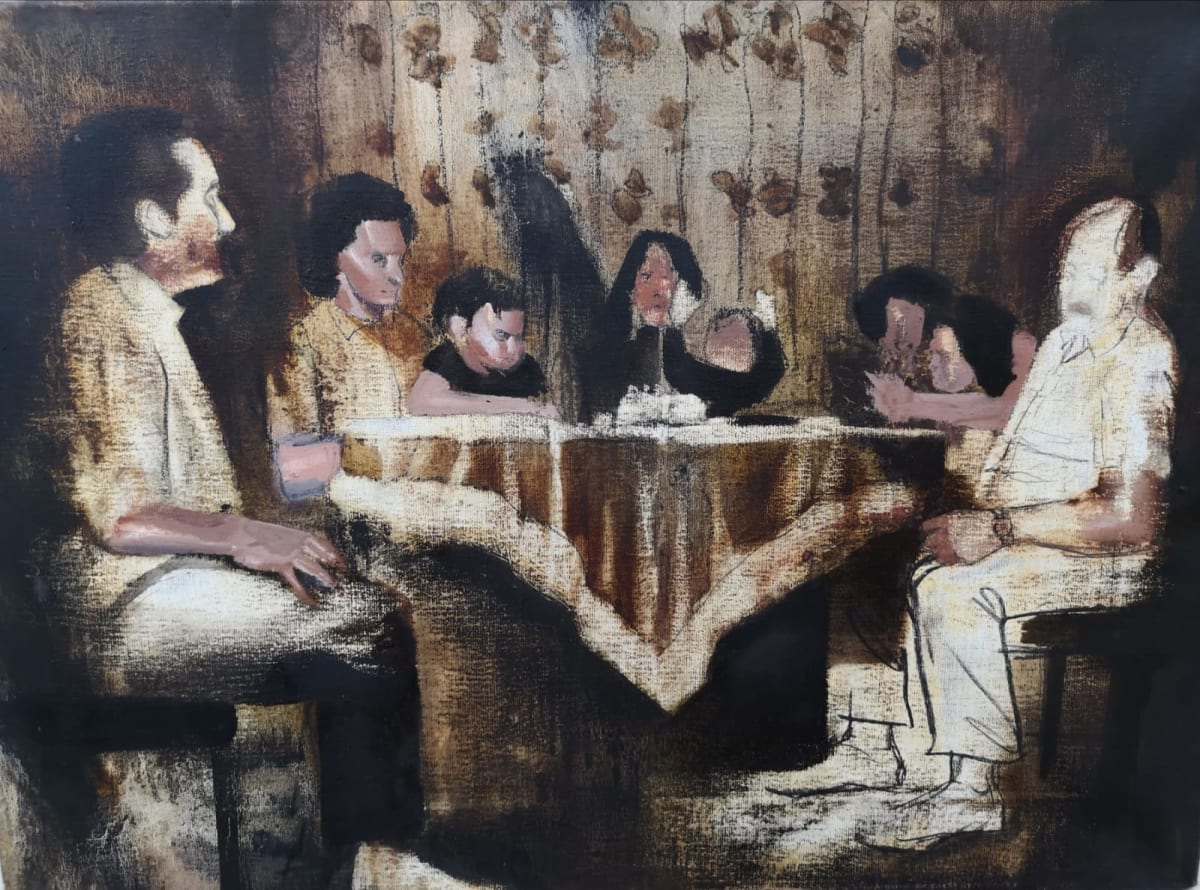 David Pedraza, The Birthday, 2018