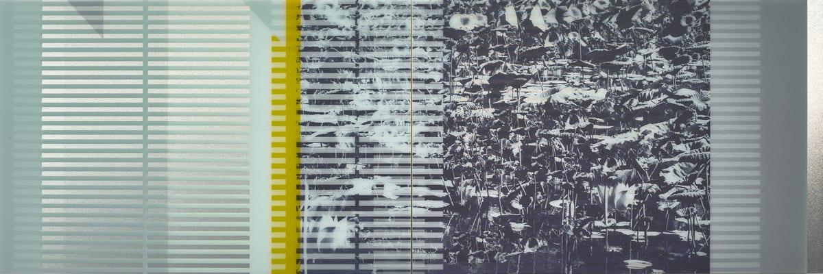 Gerald van der Kaap, PERMANENT WAVE (I) [!--xmn_waterlilies--], 2020