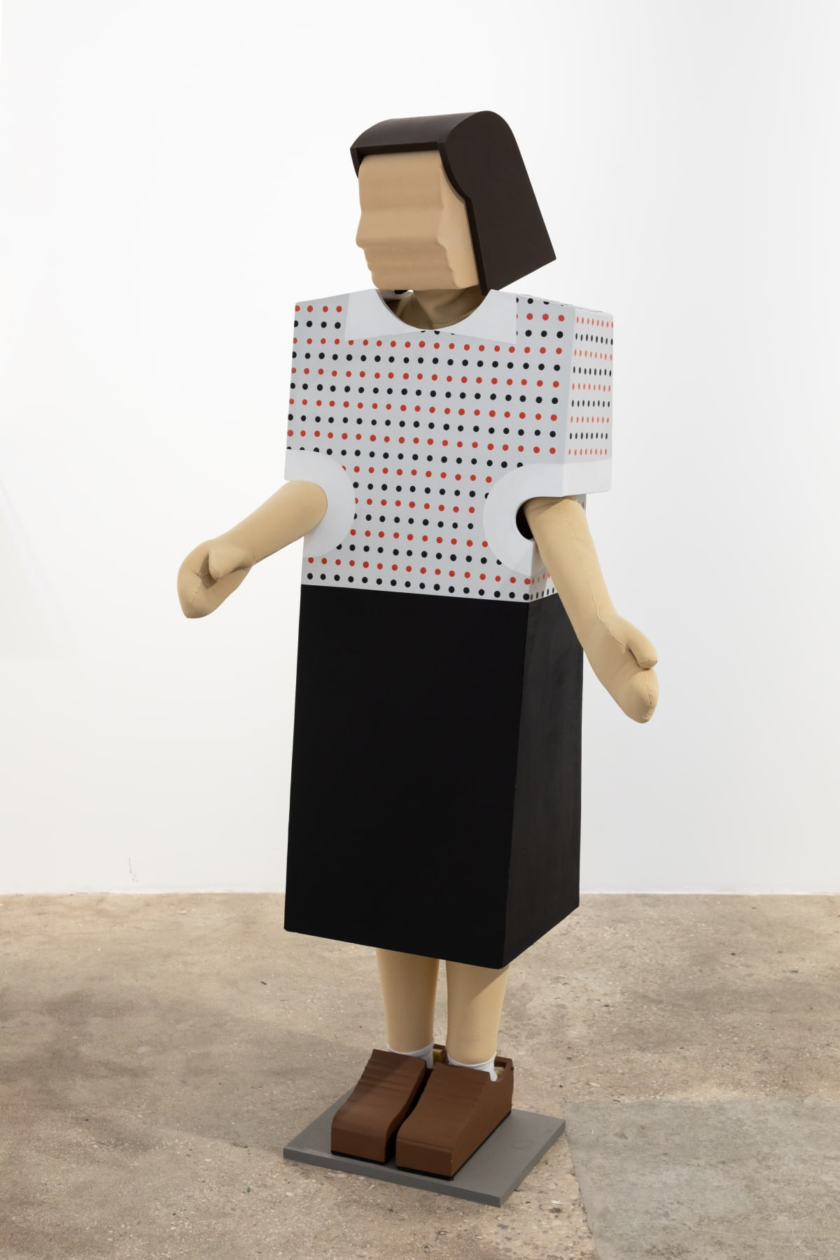 Meredith James Costume from Mobius City, 2015