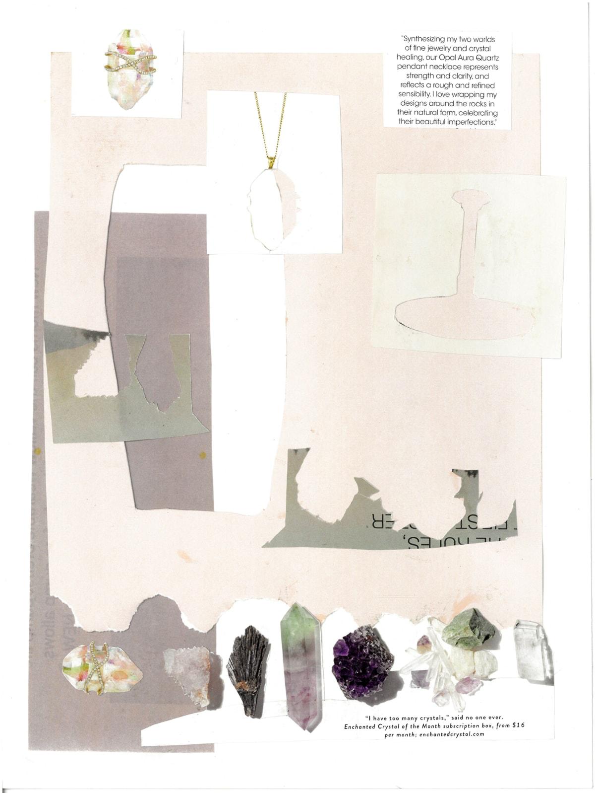 Ilana Harris-Babou, Crystals, 2020