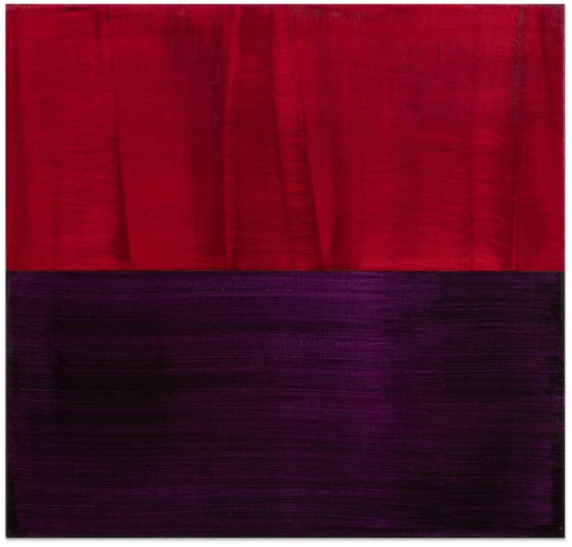 Ricardo Mazal, Red and Violet Blue 1, 2016
