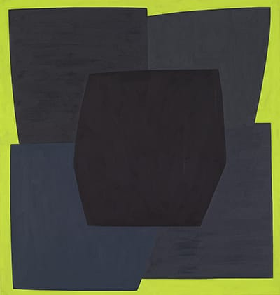 Charles Arnoldi, Untited, 2018
