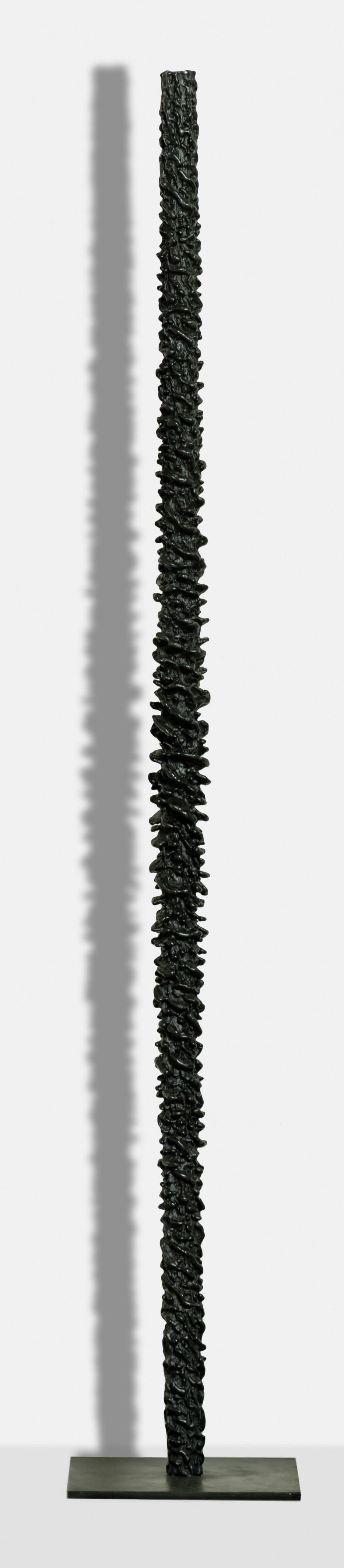 Martin Kline, Black Spiral (I), 2017