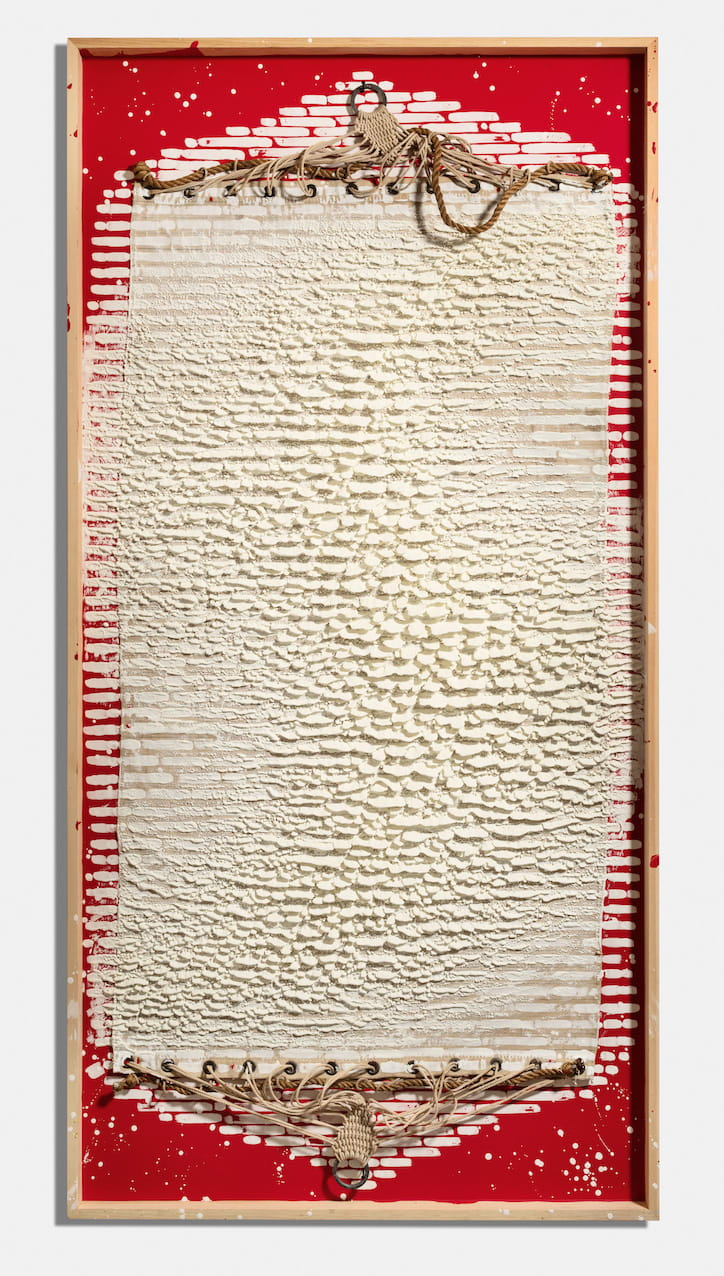 Martin Kline, White Flag, 2016