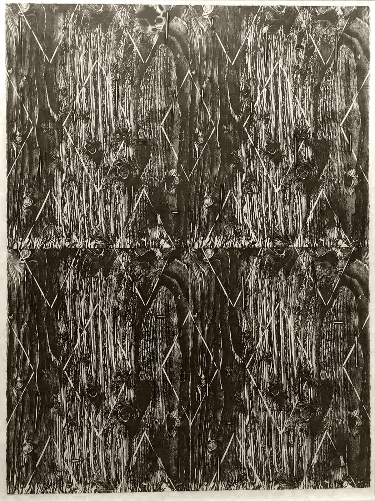 Kathleen Kucka, Heartwood Black, 2019