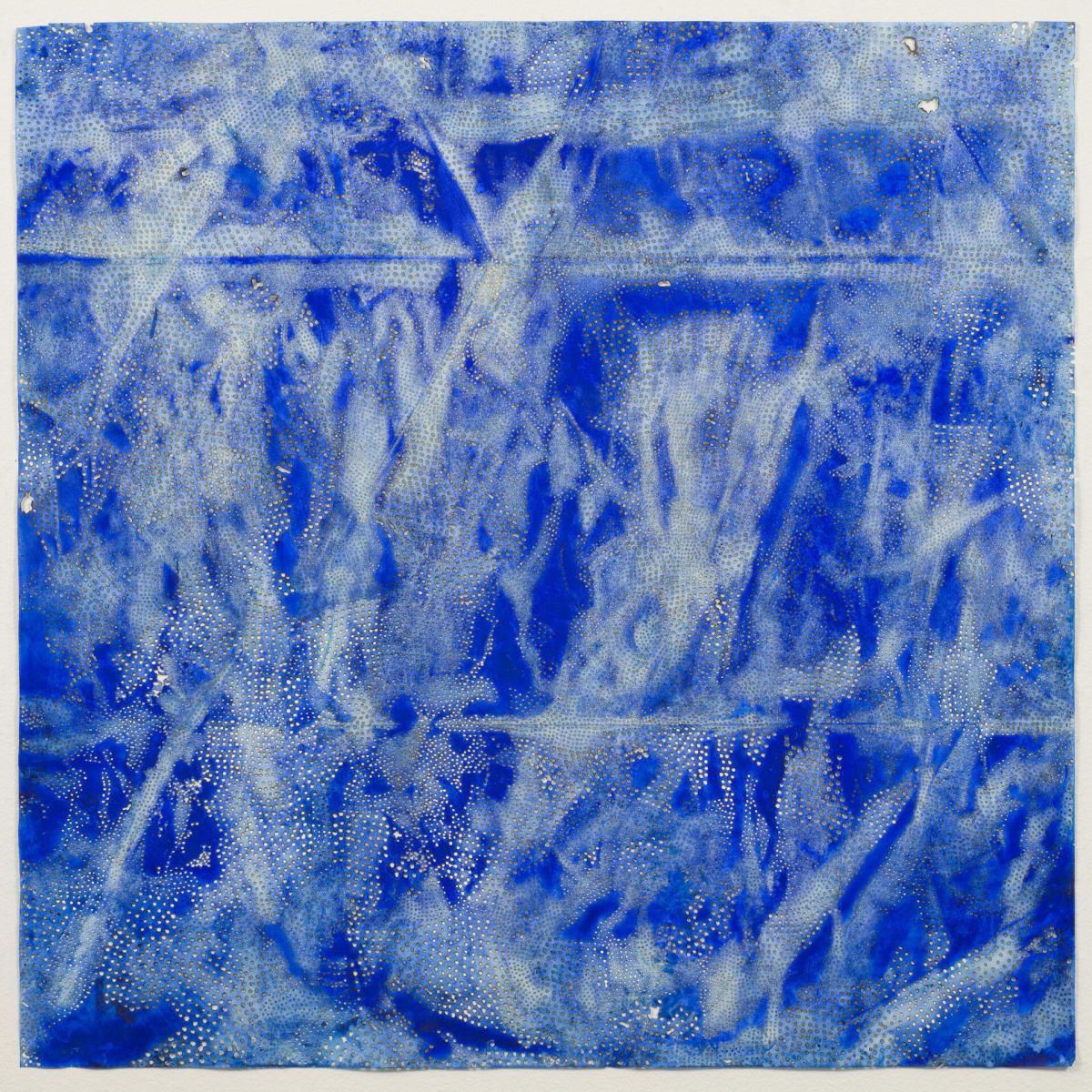 Jay McCafferty, Blue 20, 2015