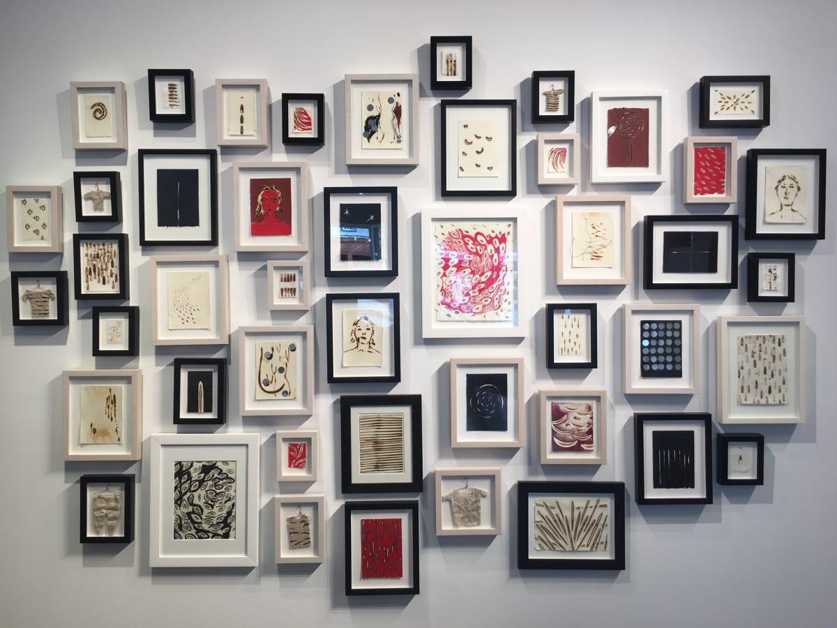 Kathleen Kucka, Burn Bright Series, 2013