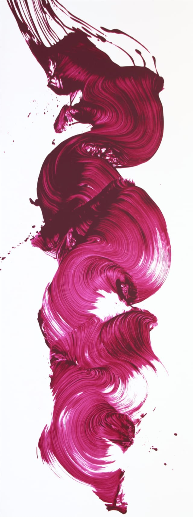 James Nares, Girl About Town, 2017