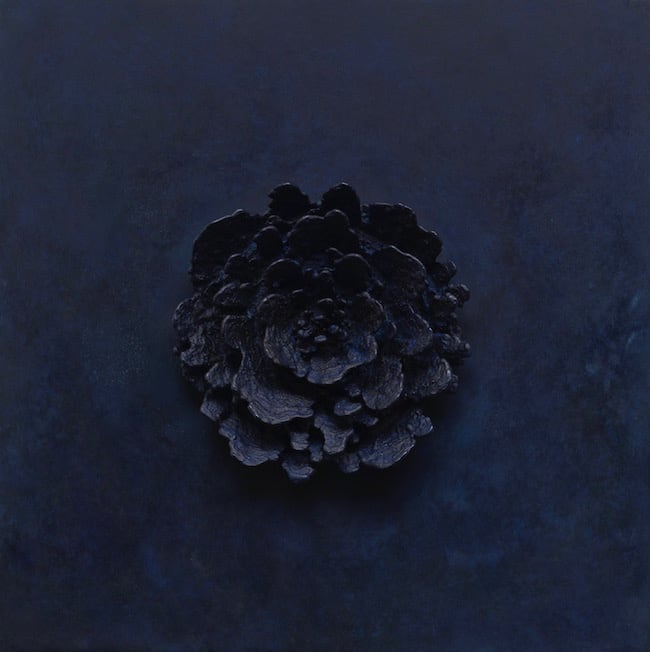 Martin Kline, Bronze Blossom (Blue), 2012