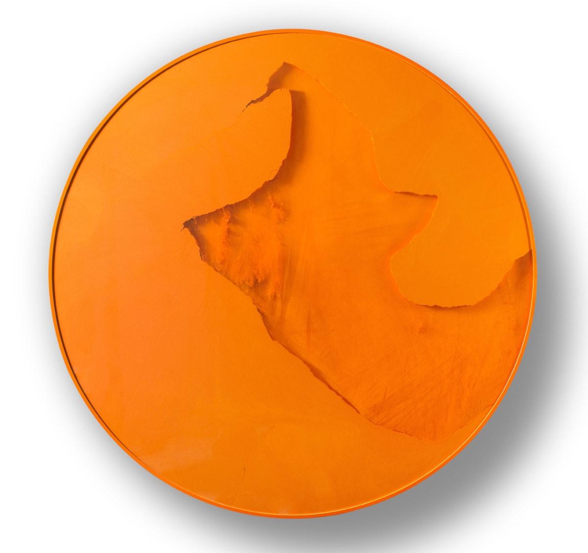 Manuel Merida, Cercle Orange, 2014
