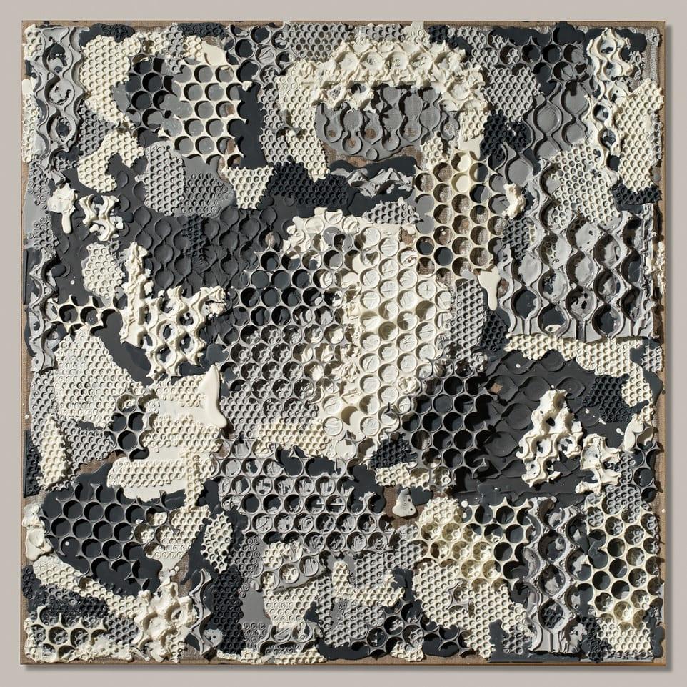 Martin Kline, Patchwork Grey, 2015