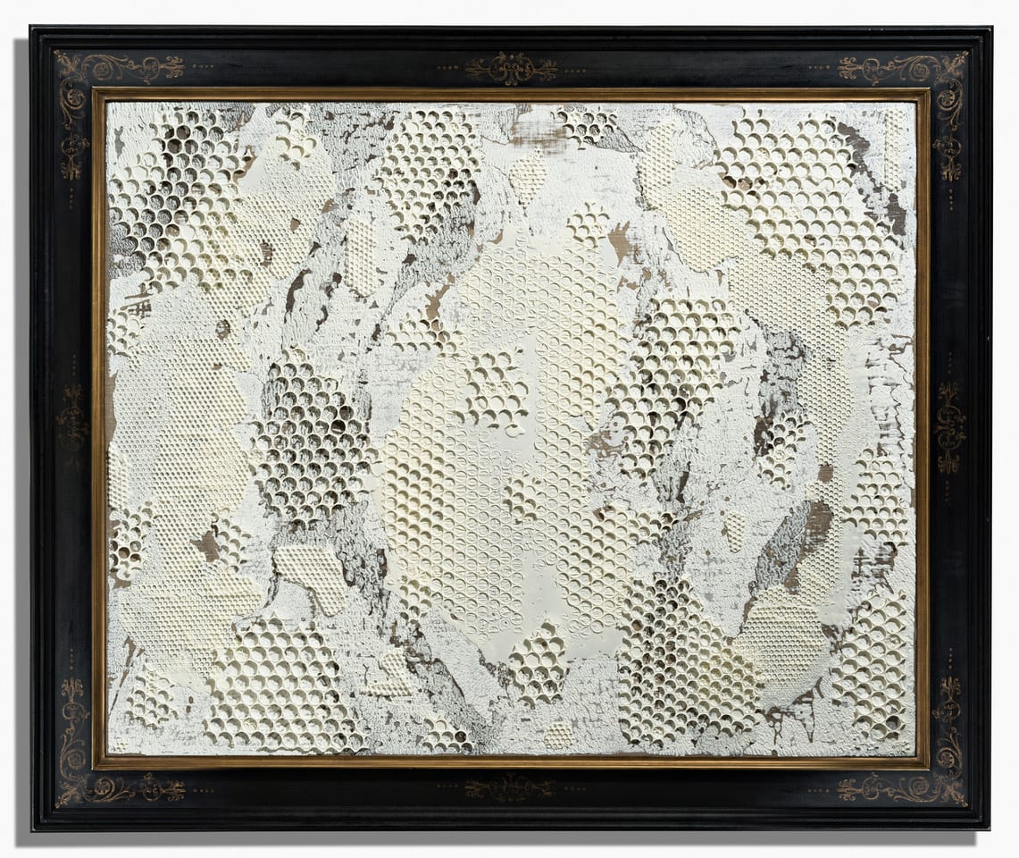 Martin Kline, Framed Abstraction, 2017