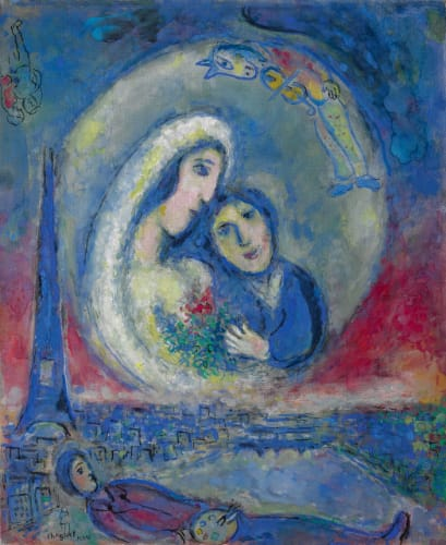 Marc Chagall, Le Songe, 1978