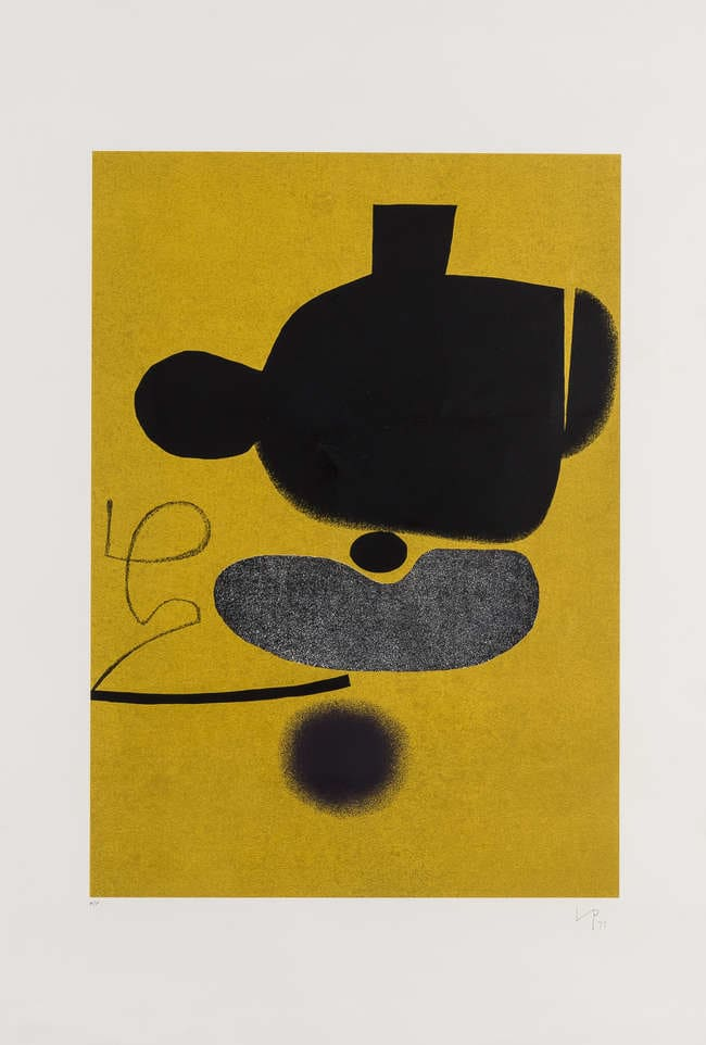 Victor Pasmore, Points of Contact No. 19, 1973