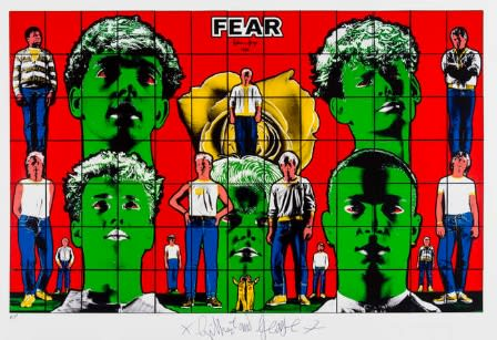 Gilbert & George, Fear