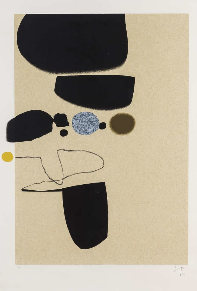 Victor Pasmore, Points of Contact No. 25 , 1974