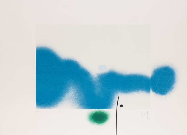 Victor Pasmore, Untitled 7, 1990