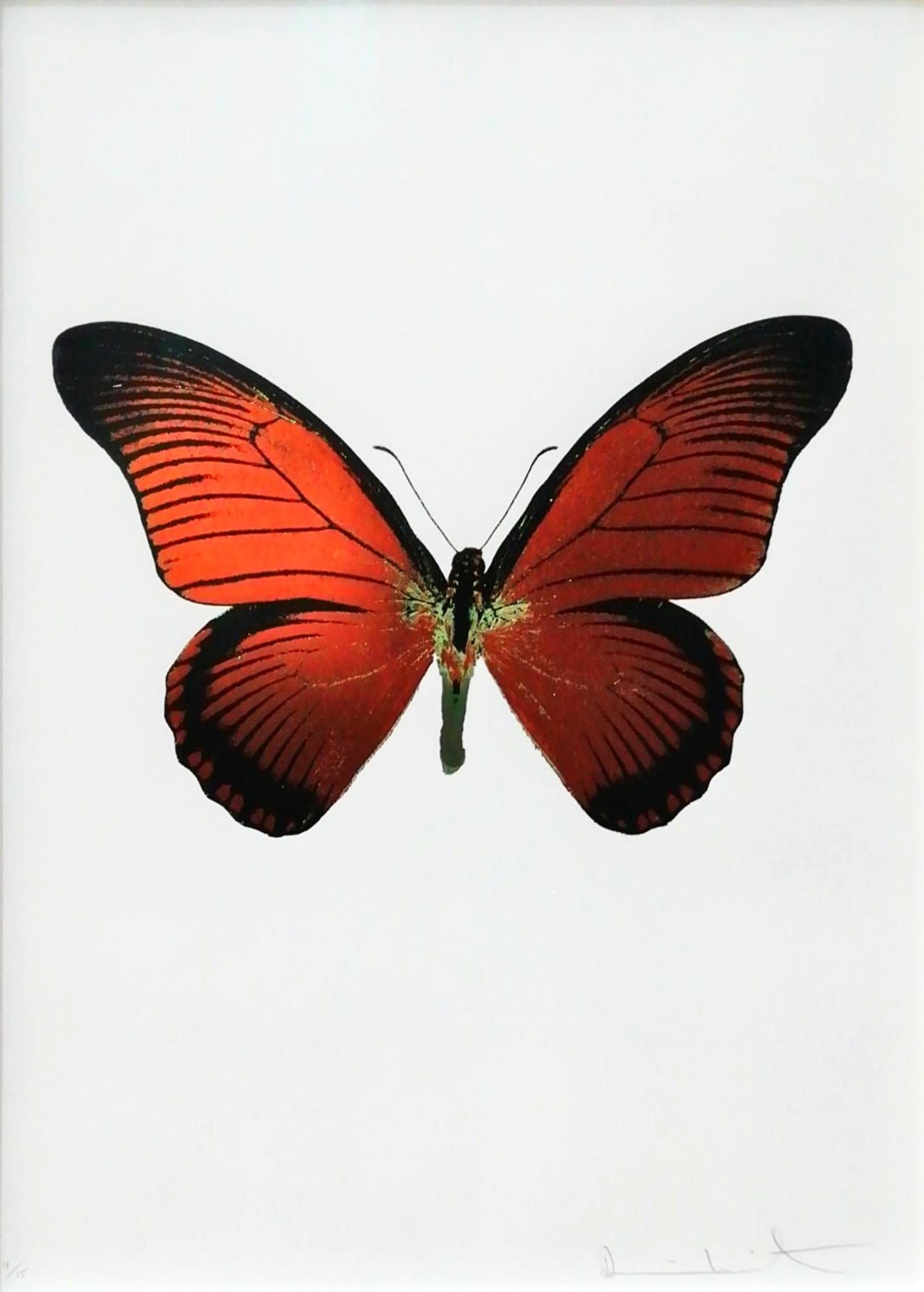 Damien Hirst, Souls IV, 2010