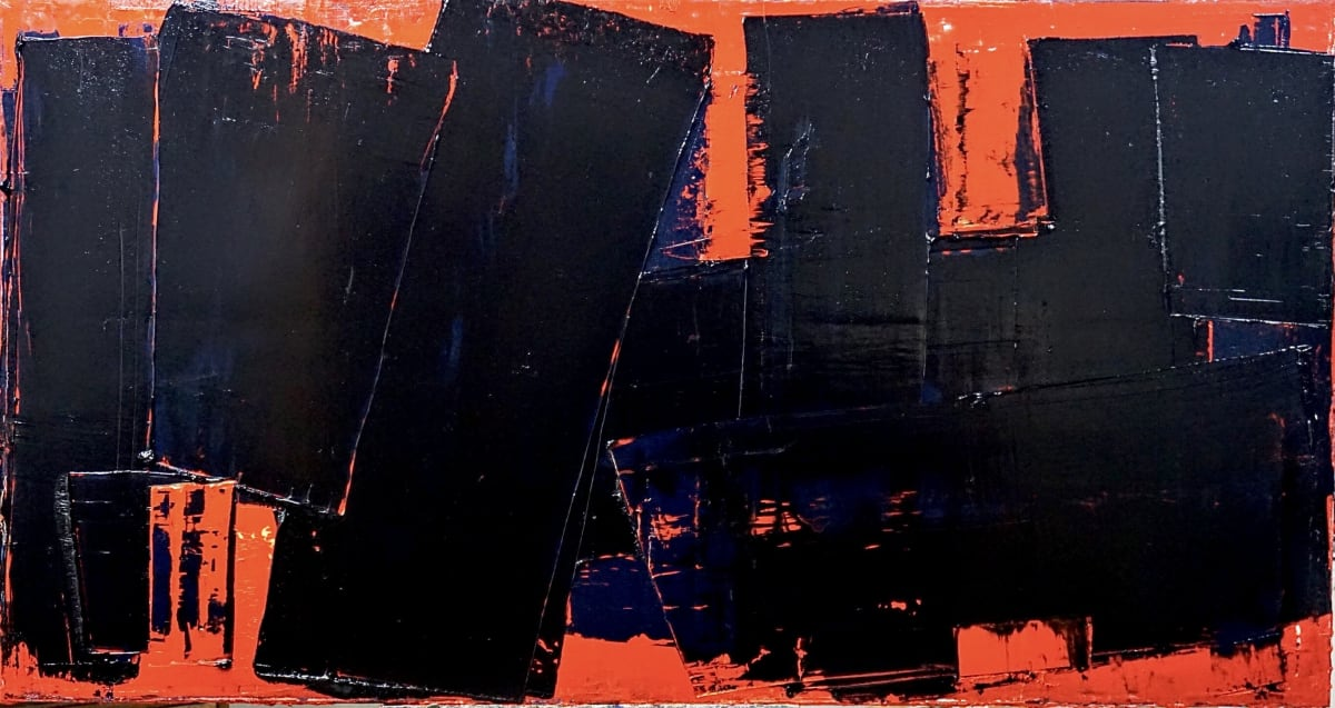 Marcus Hodge, Black Timbers, 2019