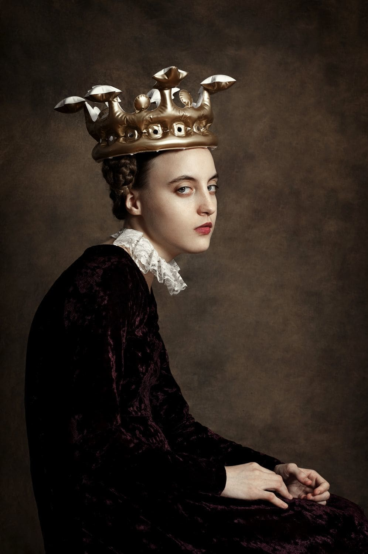 Romina Ressia, Crown, 2018
