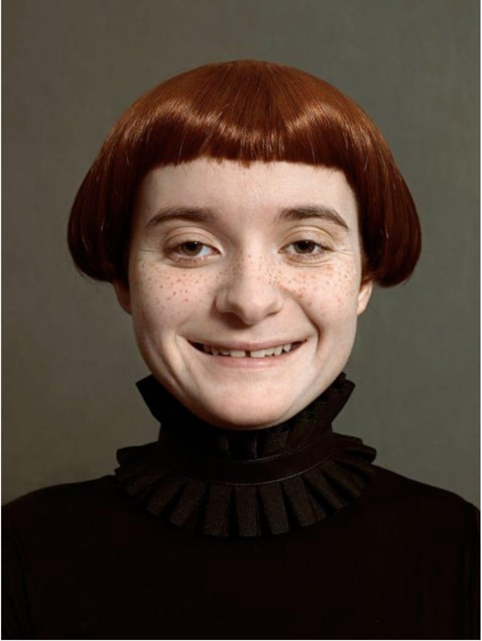 Romina Ressia, Ginger Smile