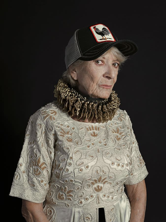 Romina Ressia, Woman with Cap