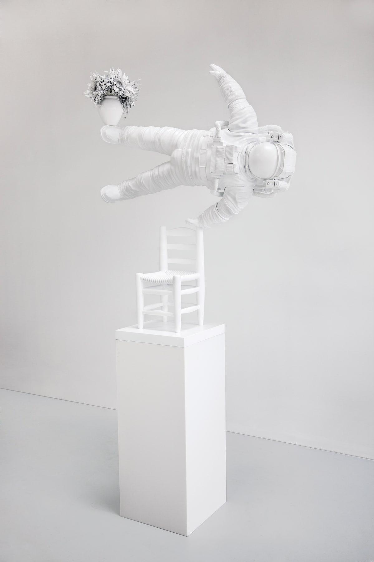 Joseph Klibansky, Self Portrait of a Dreamer , 2019