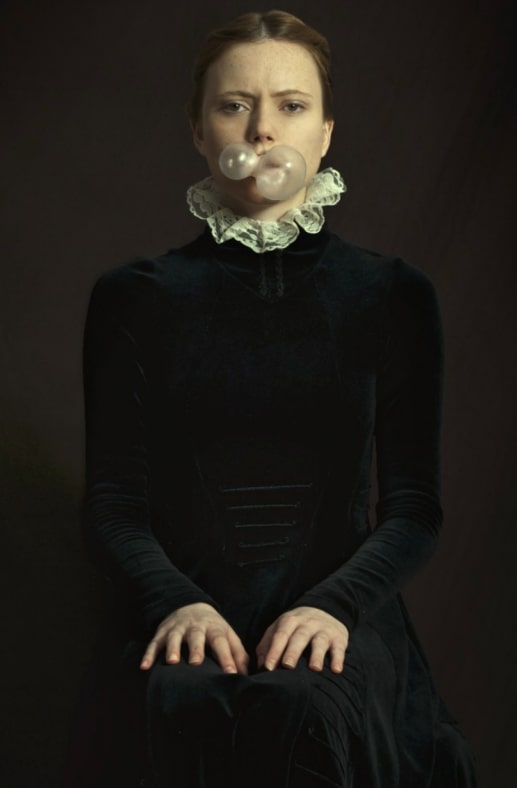 Romina Ressia, Double Bubble Gum, 2015