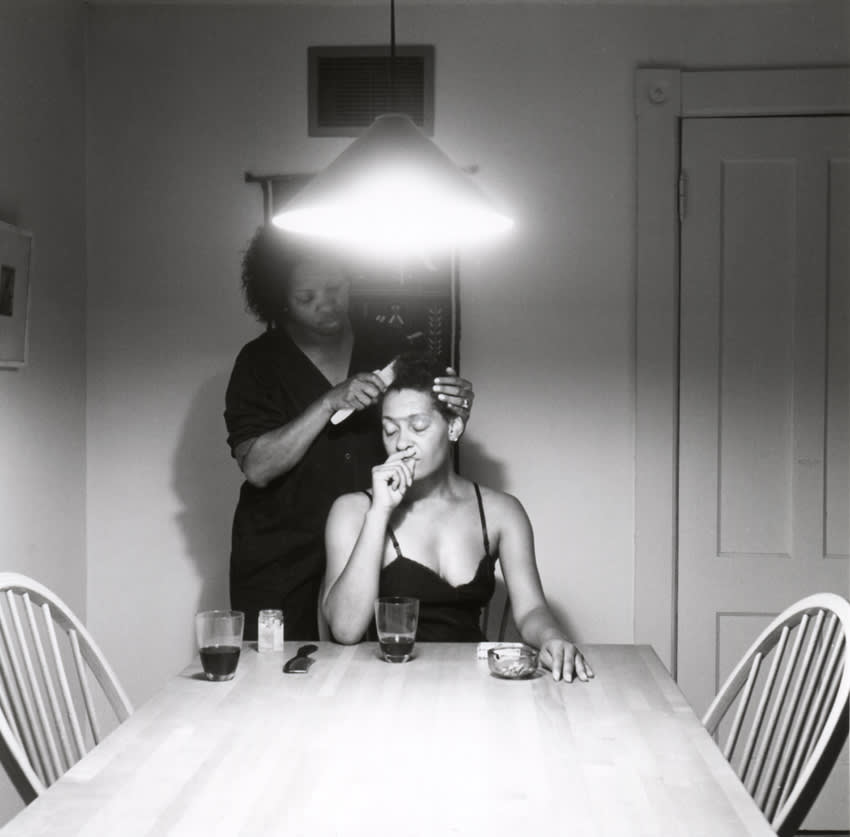 Carrie Mae Weems Kitchen Table