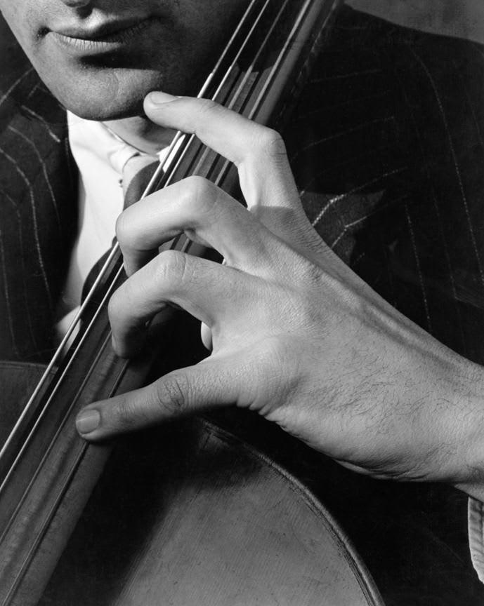 Hand of Gerald Warburg 2, 1929
