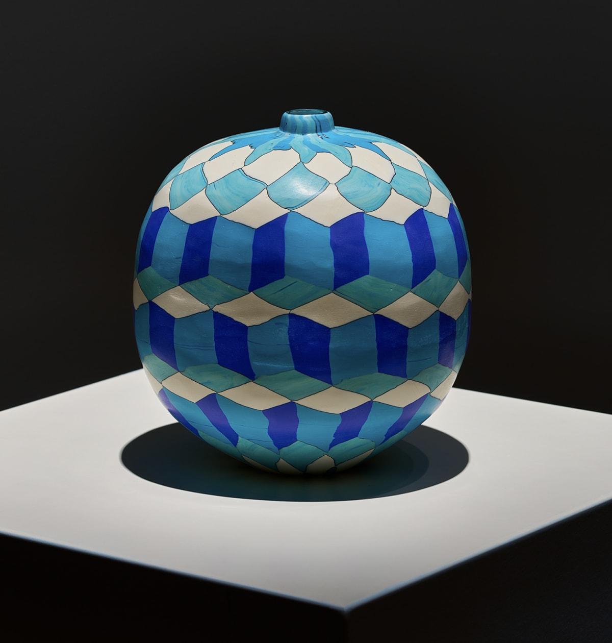 Mosaico Intarsio Vase, 2020