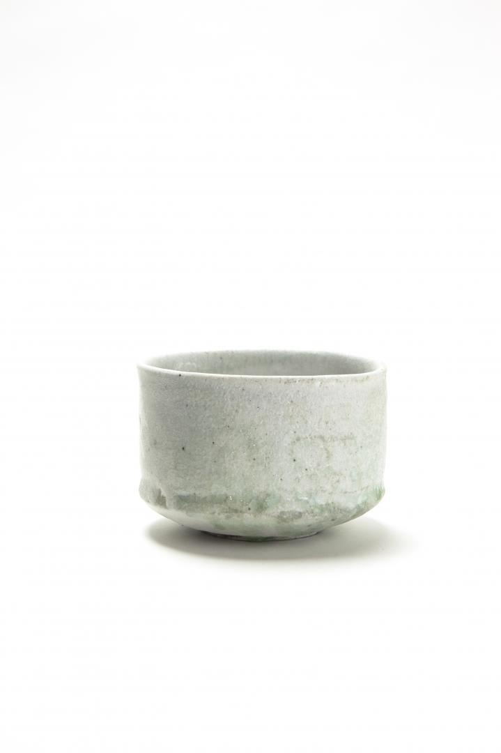 White Shino Tea Bowl, 2018