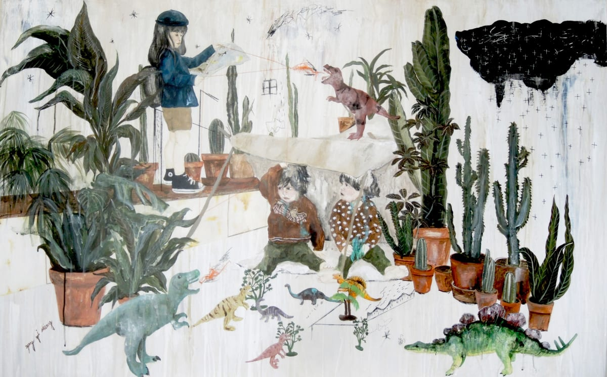 Yang Yi Shiang, The Small Adventures in Daily Lives, 2018