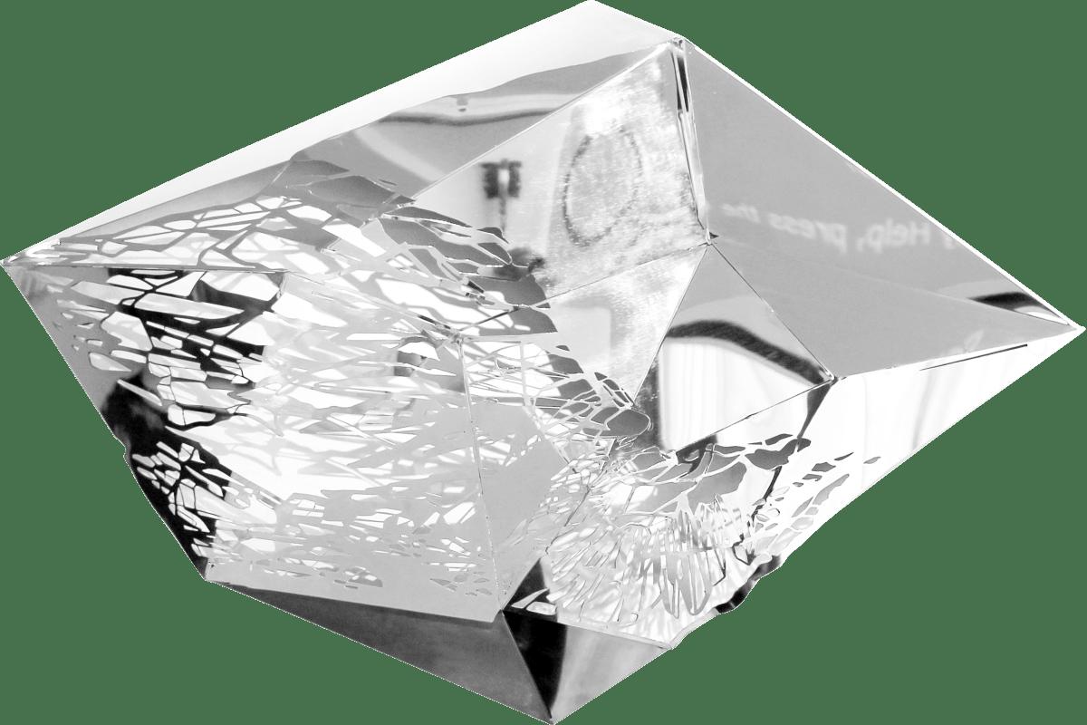 Melissa Tan, Arches and Gateways: 7 Iris, 2019