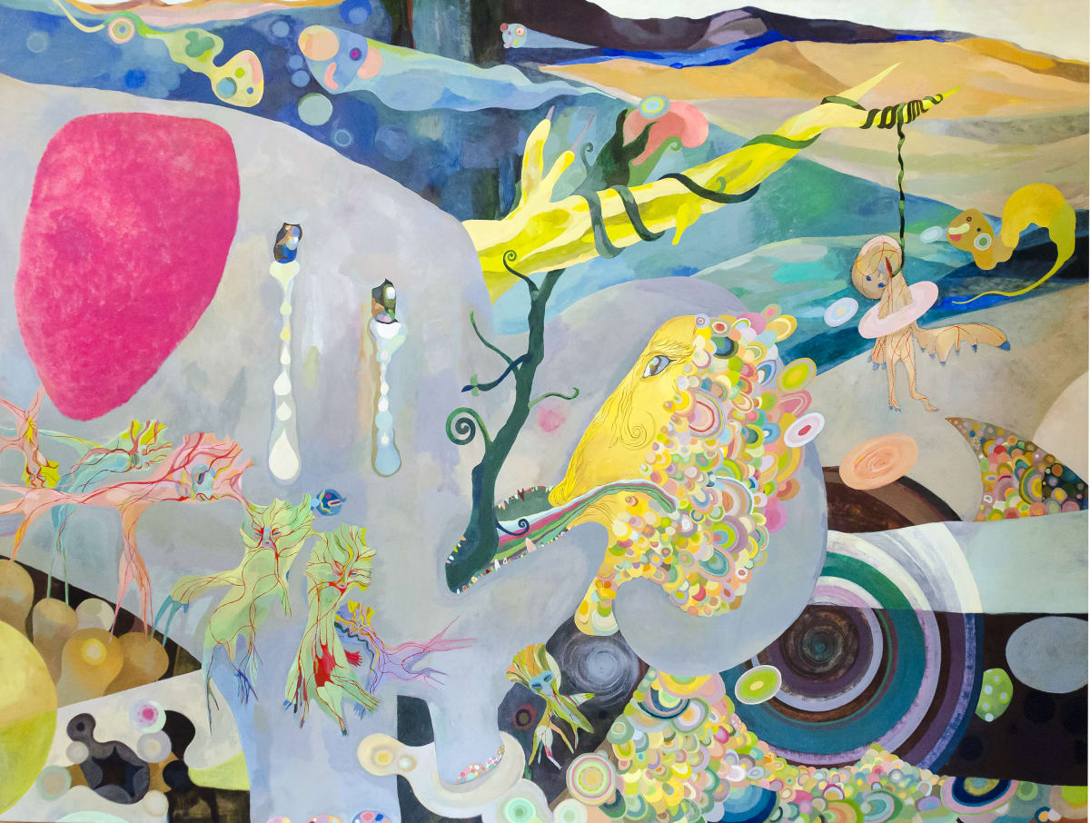 Chinatsu Ban, The Song of Passing, 2006