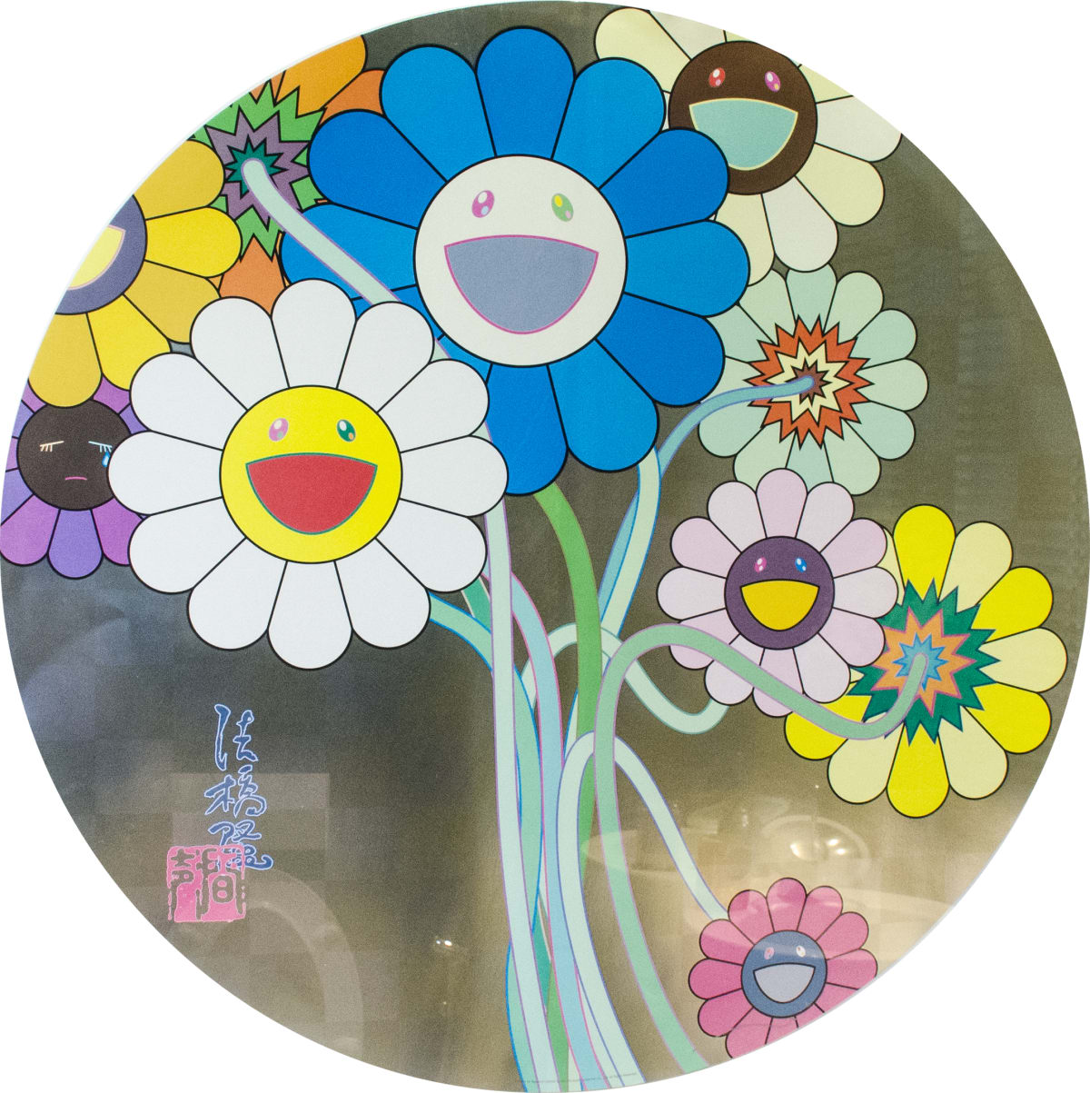 Takashi Murakami, Flowers For Algernon, 2010