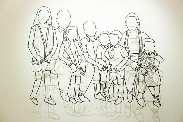Agung Kurniawan, Family Portrait, 2012