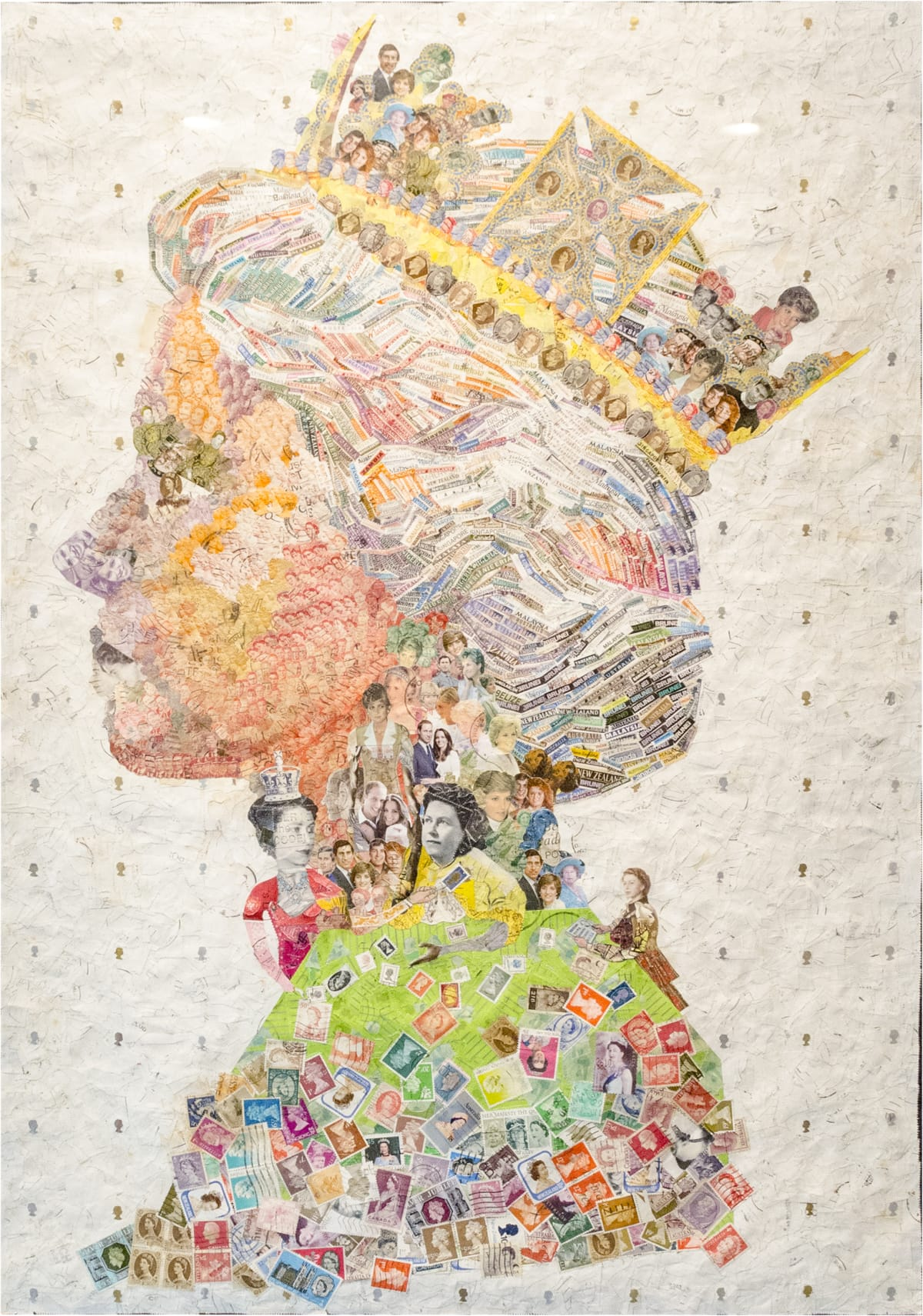 Chang Yoong Chia, The Royal Collector, 2011