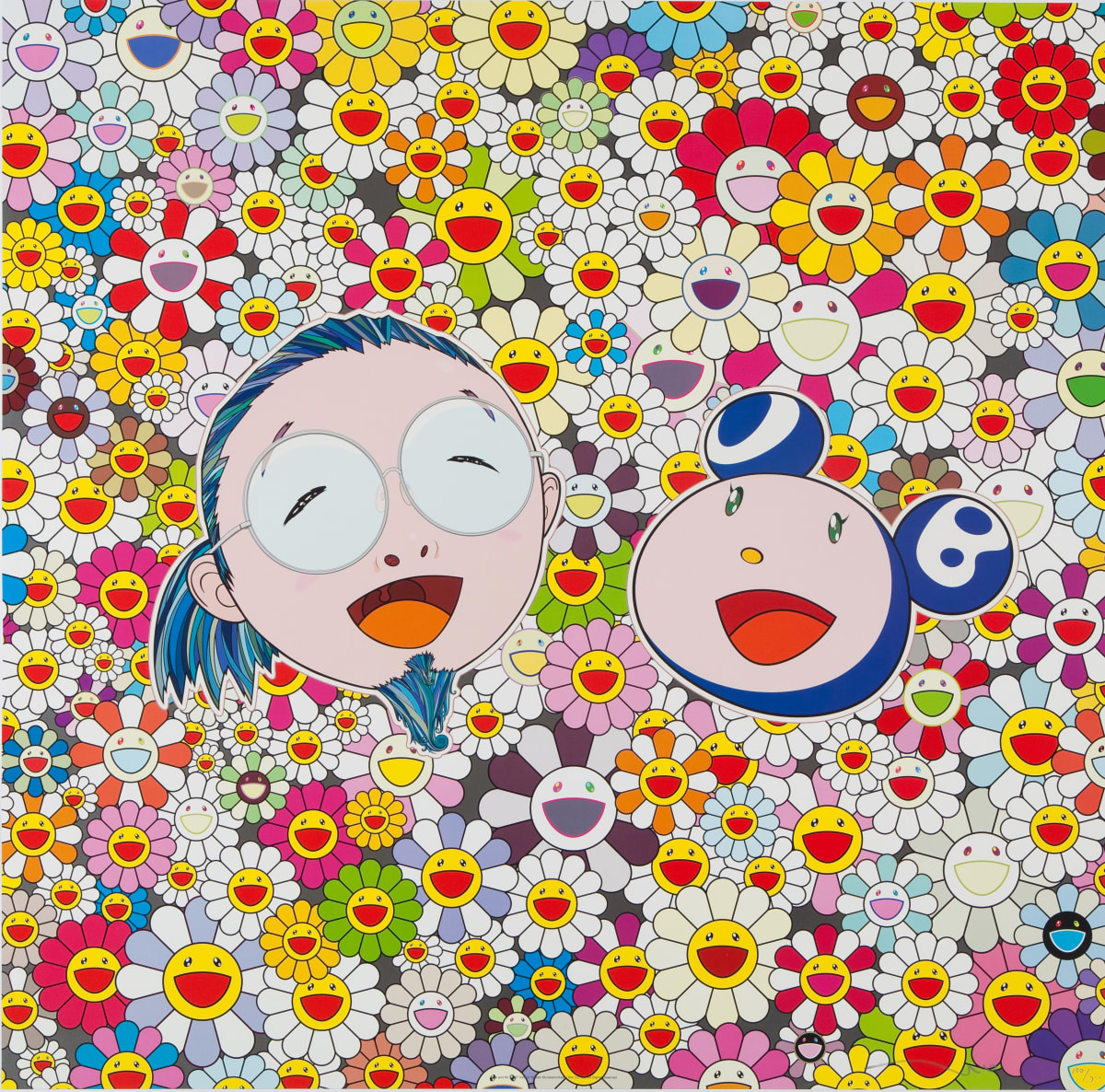 Takashi Murakami, Me and Mr. DOB, 2010