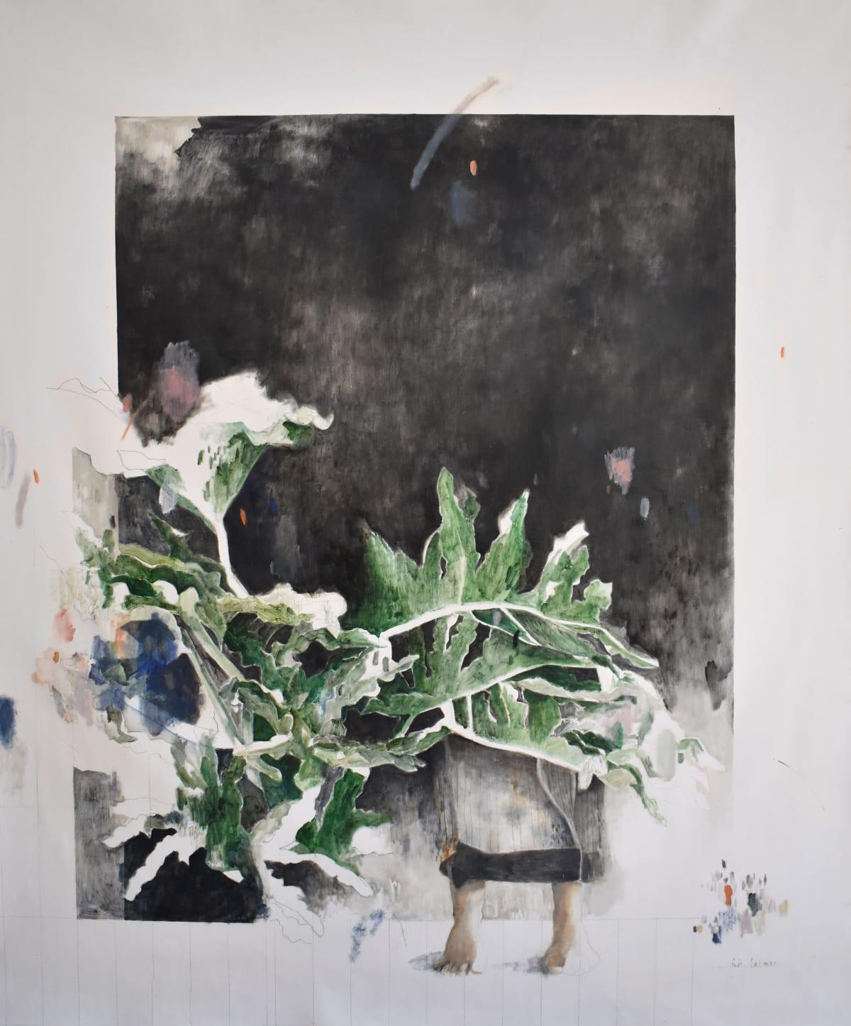 Ines Katamso, Contemplation 4, 2019